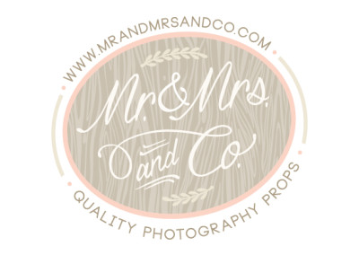 Mr & Mrs and Co. Logo