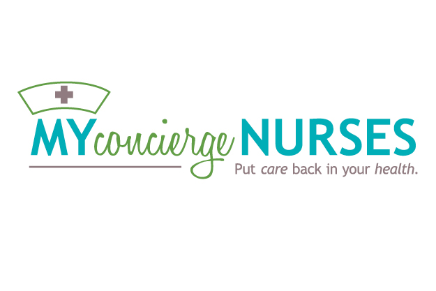 My Concierge Nurses Logo