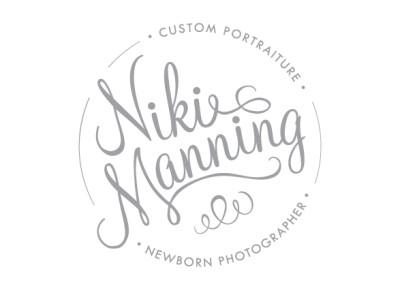 Niki Manning Photography Logo