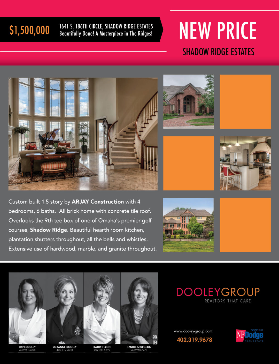 Dooley Group Ad