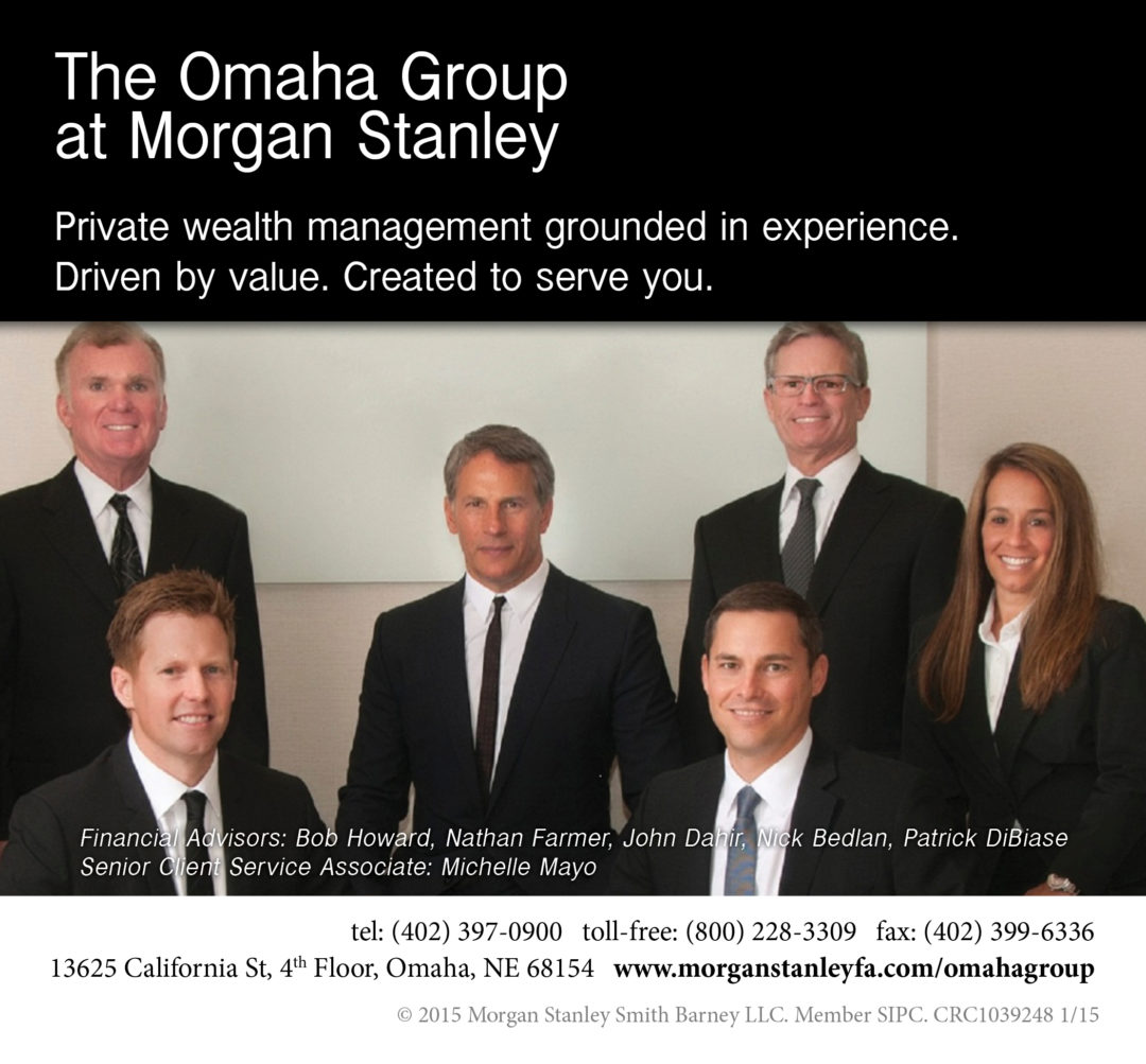 The Omaha Group at Morgan Stanley Ad