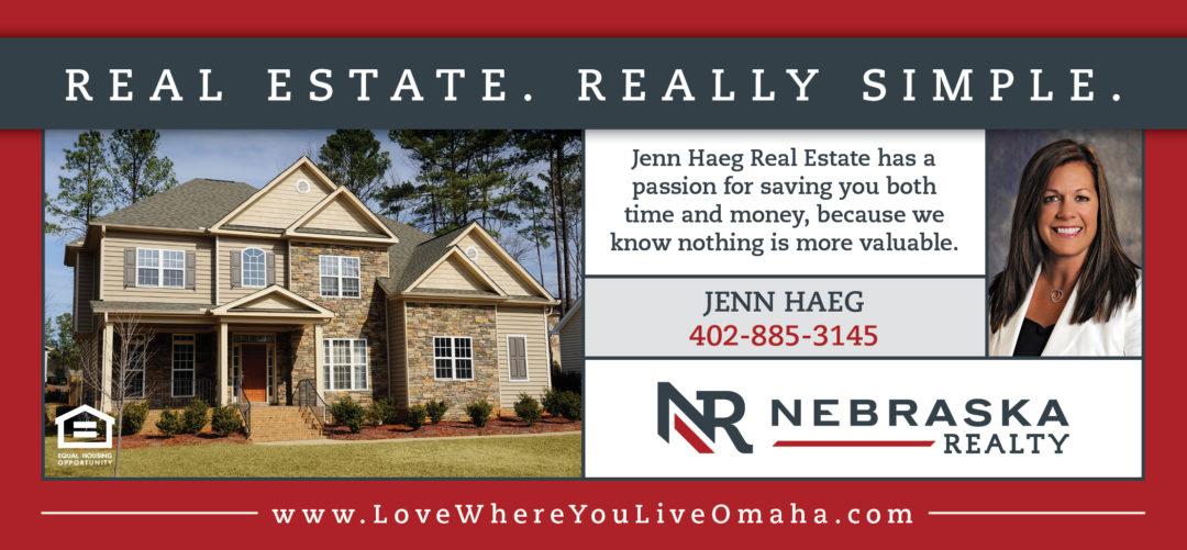 Nebraska Realty Ad