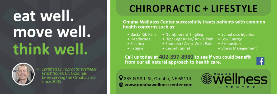 Omaha Wellness Center Ad