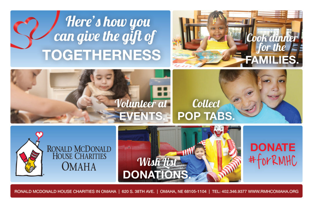 Ronald McDonald House Charities Ad