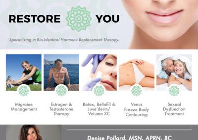 Restore You Ad