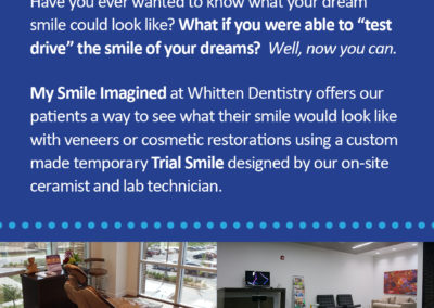 Whitten Dentistry Ad