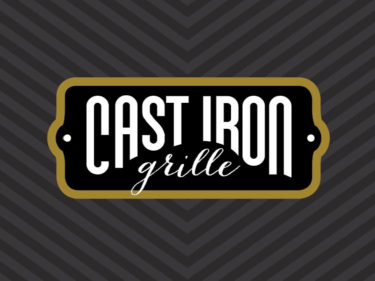 Cast Iron Grille Logo