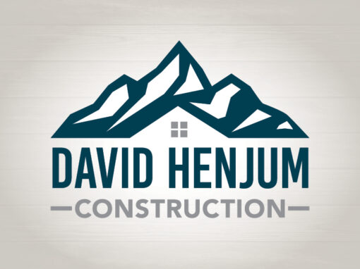 David Henjum Logo