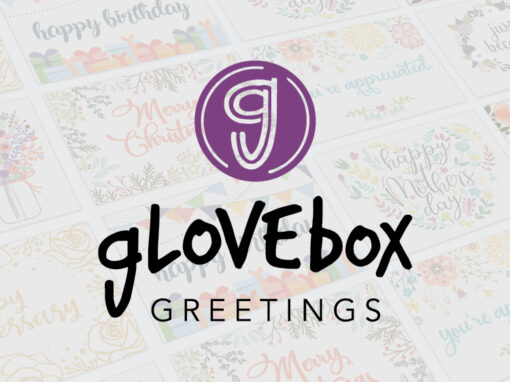 Glovebox Greetings Logo