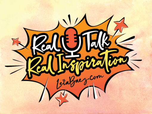 Real Talk Real Inspiration Logo