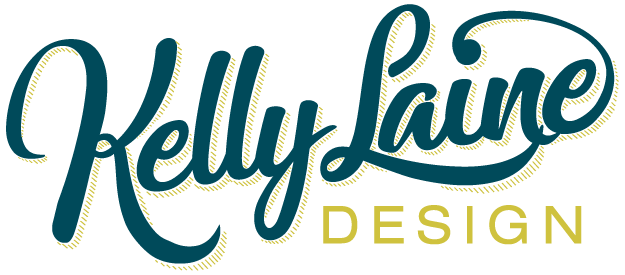 Kelly Laine Designs | Graphic Design Omaha