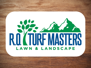 R.O. Turf Masters Logo
