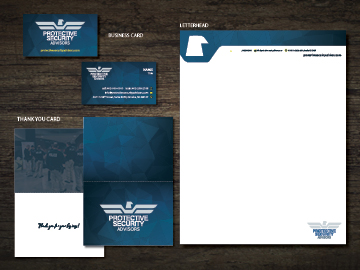 Protective Security Stationery Designs